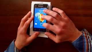 Бюджетный телефон, Lenovo A228T