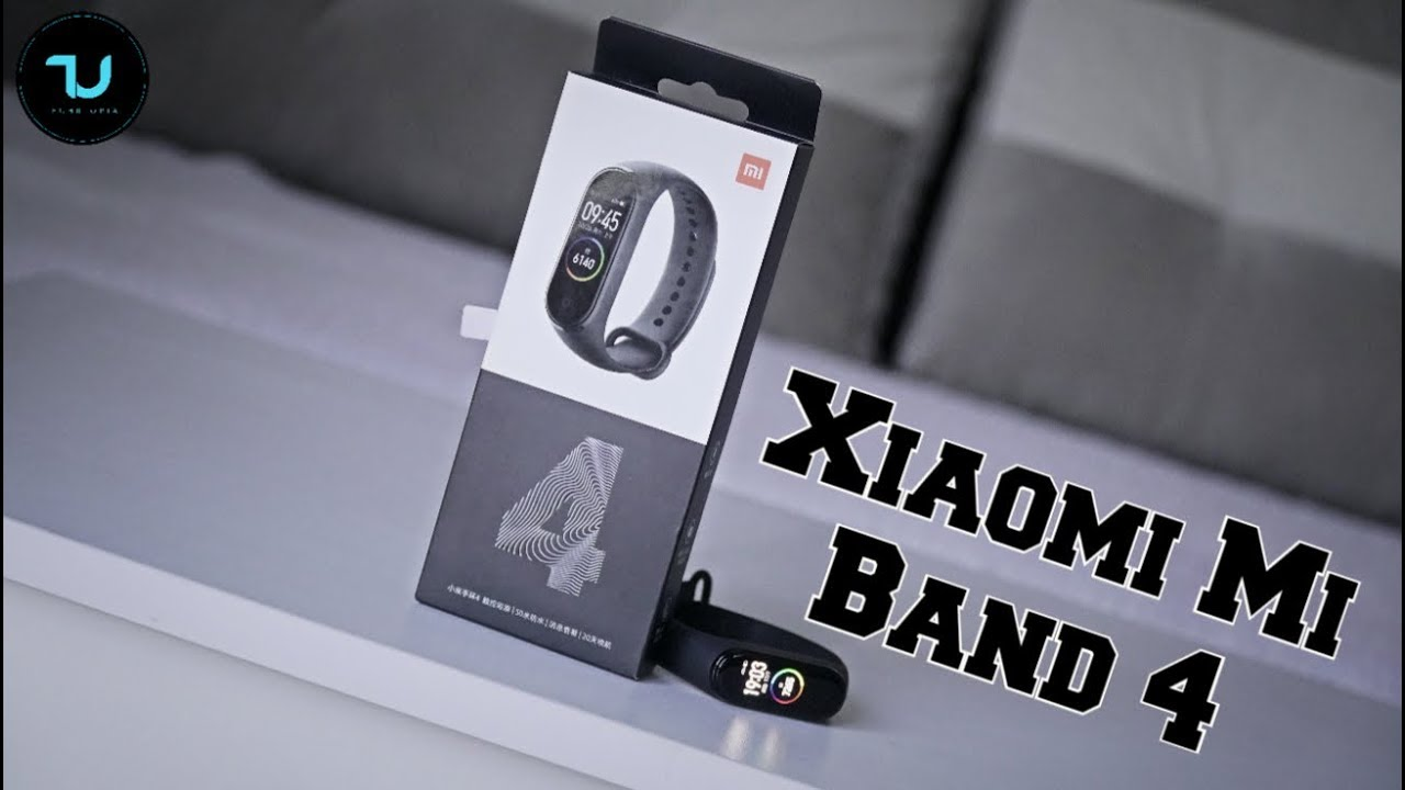 Original Xiaomi Mi band 4 AMOLED Color Screen Wristband bluetooth 5 0 135  mAh Battery Fitness Tracker Smart Watch