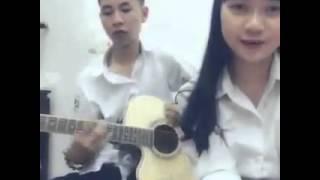 Chồng Tuyệt Vời Nhất Guitar cover - Thiên Hải ft Đặng Hải Yến