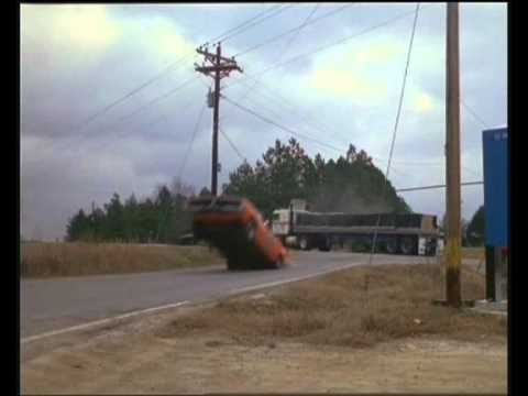 The Dukes Of Hazzard, Stunts And Crashes In Slowmotion