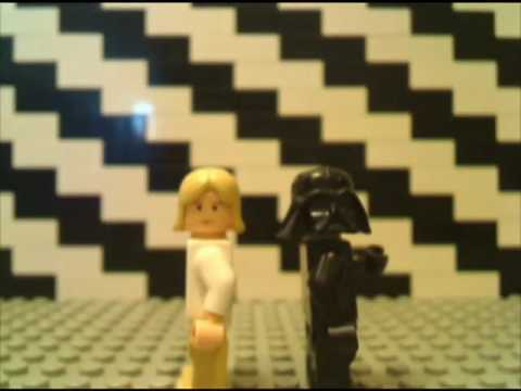 Ebony and Ivory LEGO