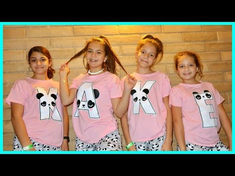 "OUR FIRST DAY IN ORLANDO "" FAMILY VACATION "" 