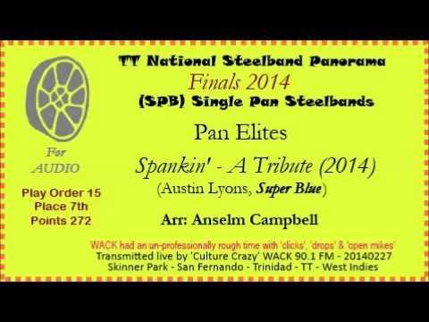 TT Panorama 2014 - Finals SPB - Pan Elites - Spankin' a Tribute (Arr: Anselm Campbell)