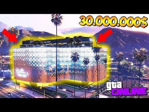 КРУПНОЕ ОБНОВЛЕНИЕ! КАЗИНО, ДЕНЬГИ, ТАЧКИ! КУПИЛИ ПЕНТХАУС ЗА 10.000.000$ В GTA 5 ONLINE