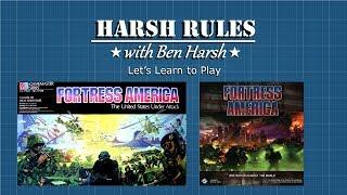 Harsh Rules: Let