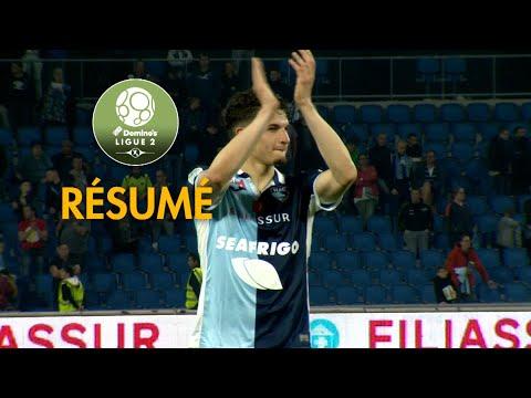 Havre AC - Paris FC ( 2-1 ) - Résumé - (HAC - PFC) / 2018-19