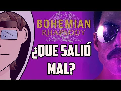 ¿Porque Salió mal Bohemian Rhapsody? - Queen - Spideremilio