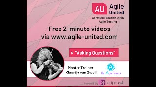 Questions - Testing in an Agile Context