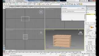 How To Make A Bookshelf In 3ds Max 2014 (tutorial For Beginners )