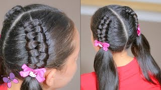 How to Infinity Braided Pigtails