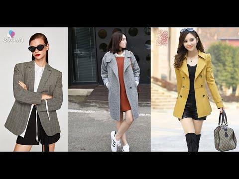 8 Cách Mix áo Khoác, Blazer Chị Em Nên Chọn Cho Thời Tiết Tuần Này