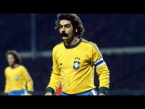 RIVELLINO Vs France (1978) - One of the last matches for the BrazilianTeam