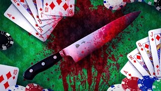 MURDER AT THE CASINO!