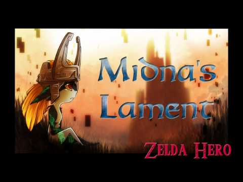 Midna's lament [Midna's Desperate Hour] (+mp3)~