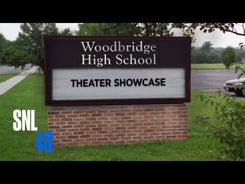High School Theater Show - Saturday Night Live