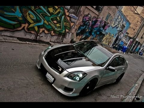 J Max Modified 04 Nissan Maxima Quot To All My Haters Quot Youtube