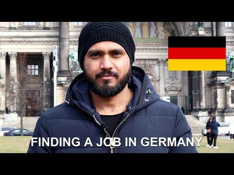 Finding A Job In Germany - Shreyas From India