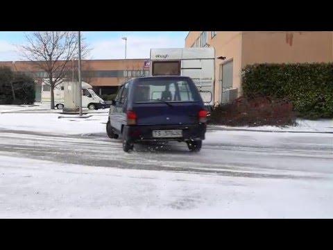 Subaru PRT In SlowMotion
