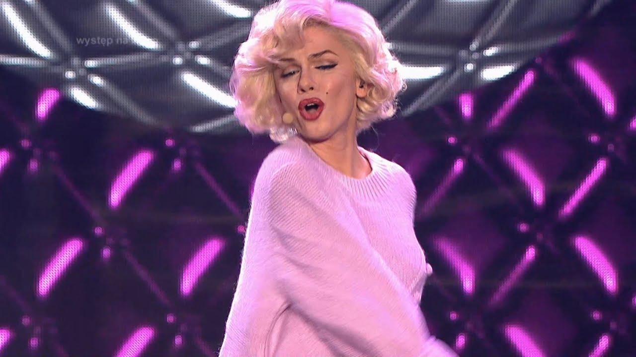 Your Face Sounds Familiar - Natalia Avelon as Marilyn Monroe - Twoja Twarz Brzmi Znajomo