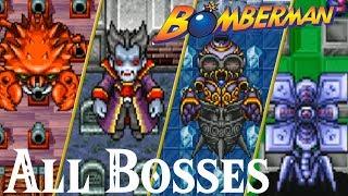 Bomberman DS // All Bosses