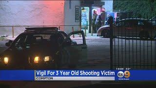 Suspect ID'd In Killing Of Child In Compton