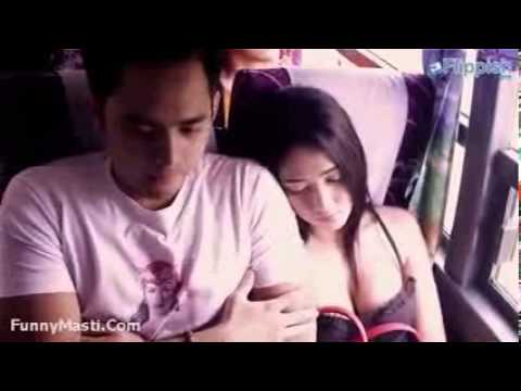 This Oversmart Pervert Was Touching Assets Of A Sleeping Girl. What The Girl Did Next Is Epic