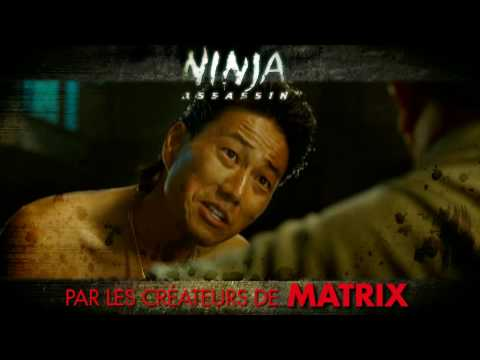 NINJA (James McTeigue) Spot Web 20'