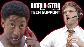 WORLDSTAR HIP HOP TECH SUPPORT