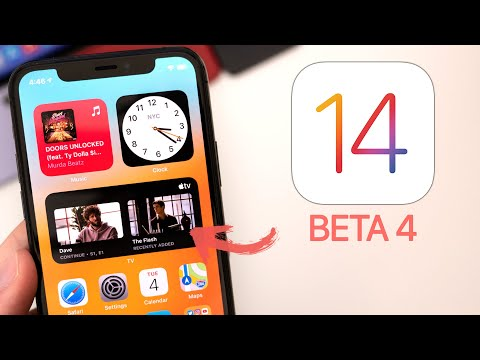 iOS 14 Beta 4 Released – What's New?
