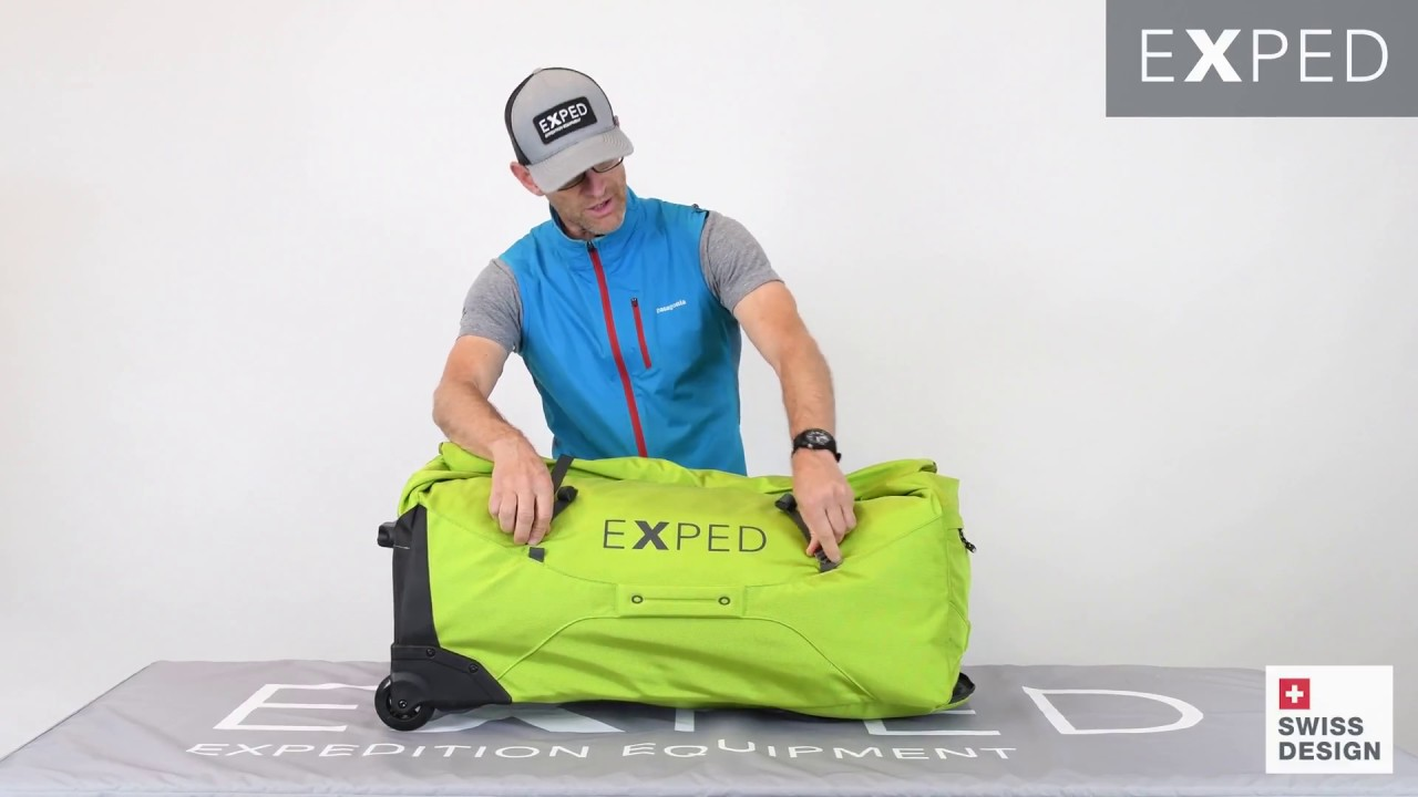 EXPED Galaxy Roller Duffle  77809e30157ef