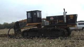 Wolfe Drainage Plow, Farm Drainage