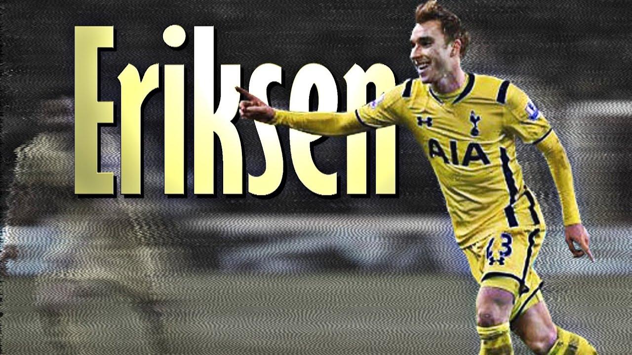 Christian Eriksen - Free Kick