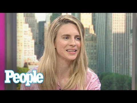 The OA: Brit Marling On Leaving Goldman Sachs Job To Become An Actress | People NOW | People