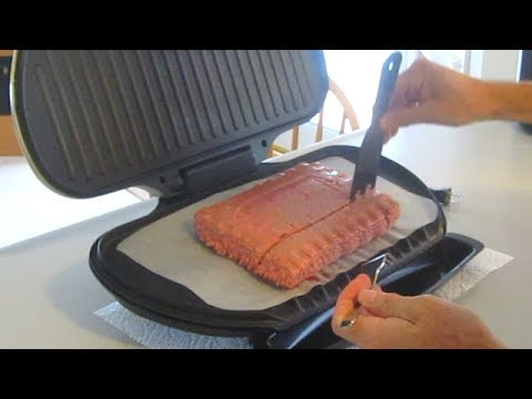 George Foreman Grill Cleaning Cooking Tips Chicken Turkey Burger Steak Meat How To Cook Gr2144p