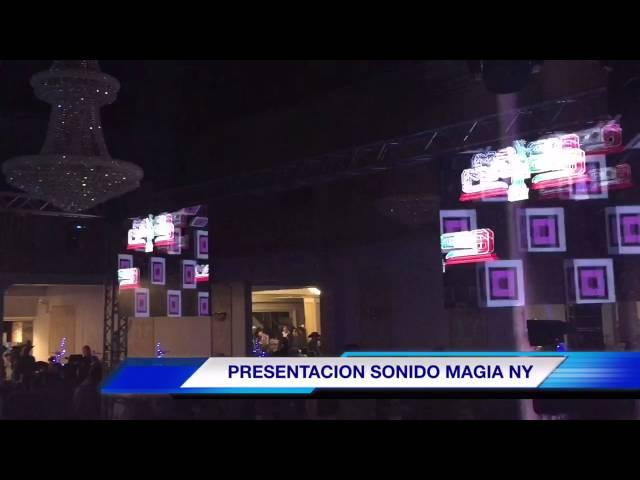 PRESENTACION SONIDO MAGIA NY