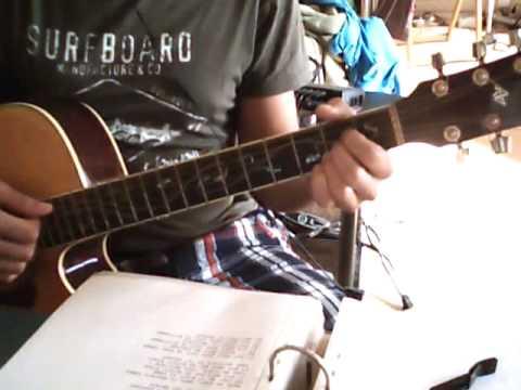 Le Petit Cheval Blanc Brassens Comment Jouer à La Guitare Accords