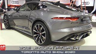 2021 Jaguar F-Type-R - Exterior And Interior - Toronto Auto Show 2020