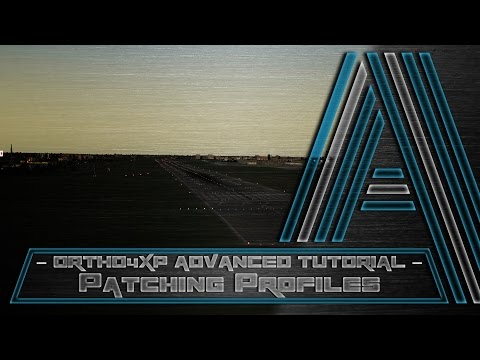 Ortho4XP ADVANCED Tutorial 2/2: Patching Profiles in JOSM