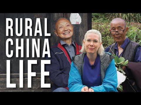 How I Fell In Love With Rural China