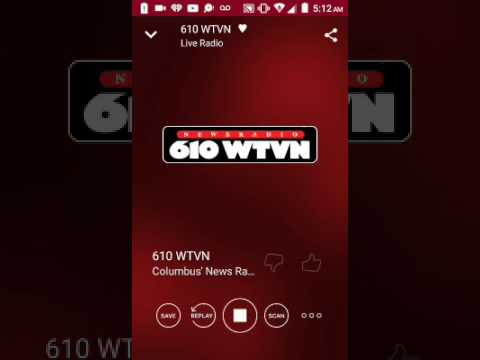 Johnny Hill with traffic on 610 WTVN Columbus for 5/30/2017