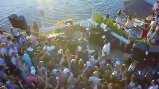 Hamptons resort town Montauk fighting rowdy tourists