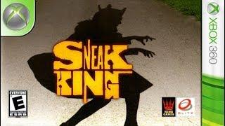 Longplay of Sneak King