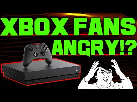 Xbox One X Owners Hit With Terrible News! Fans Angry & Ditching Xbox Because Of This?