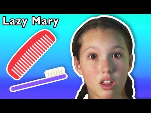 Lazy Mary and More | COSTUMES AND GAMES | Nursery Rhymes from Mother Goose Club!