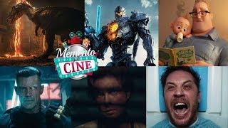 Memento del Cine 98 - Transformers reiniciará, Jurassic World 2, Deadpool 2 y más