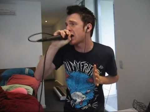 Bullet For My Valentine - Tears Don't Fall Vocal Cover (Cleans & Screams)