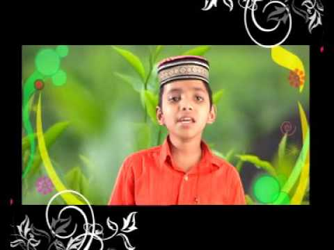 Muthu Nabi Song New Islamic Song-1 In Malayalam Hits Song New Latest Islamic Song