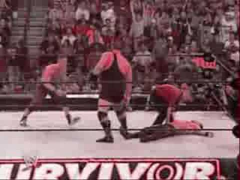 wwe finishers- let the bodies hit the floor