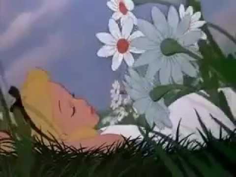 pink floyd brain damage alice in wonderland music video