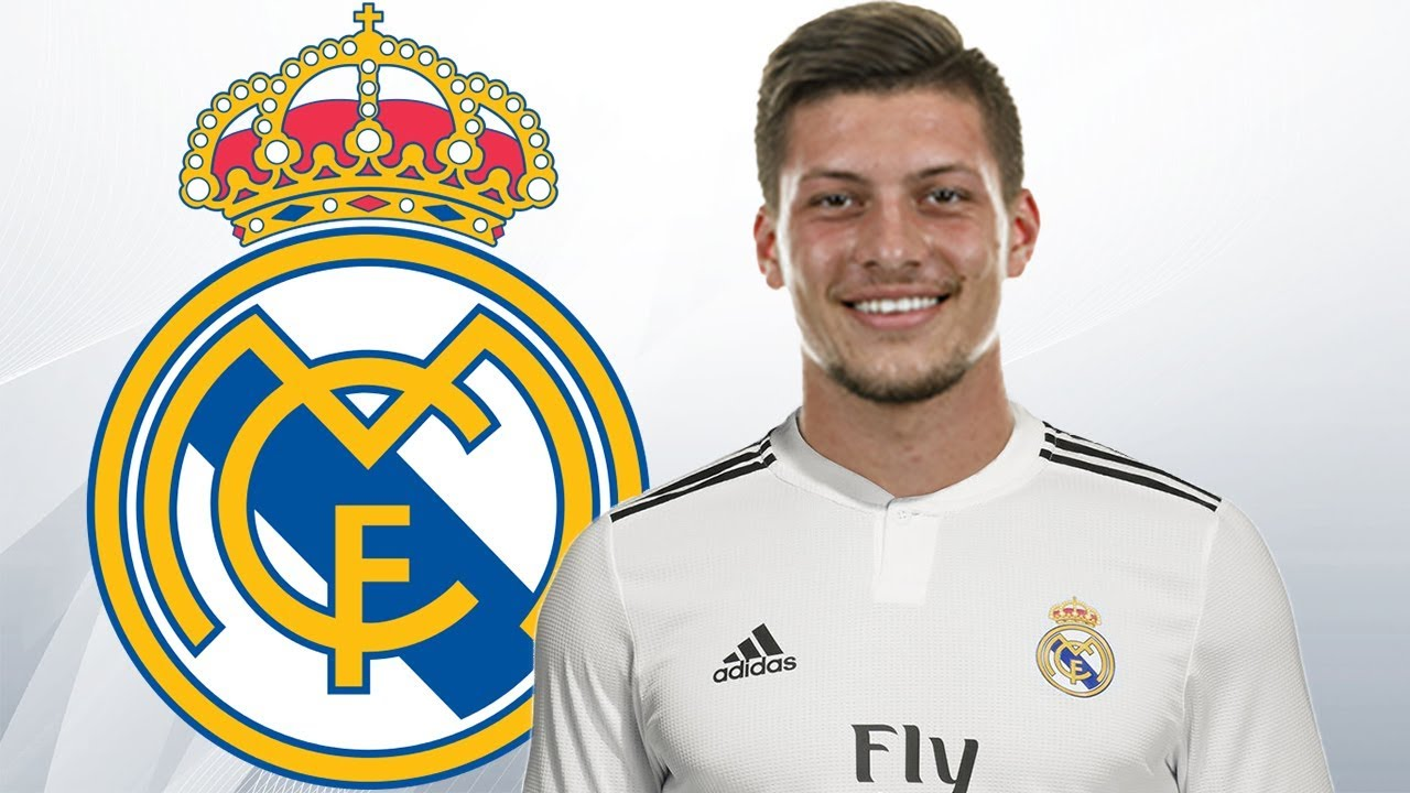 finest selection 7293e 159b0 Luka Jovic ● Welcome to Real Madrid 2019 ● Goals & Skills